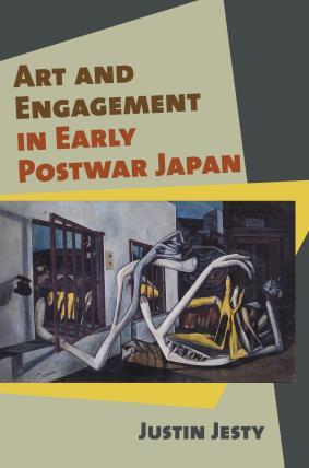 Art and Engagement in Postwar Japan book cover