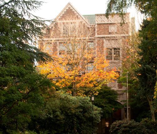 Photo of Thomson Hall