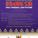 Indonesia: Past, Present, and Future flyer