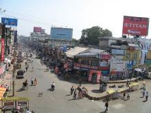 Sitabuldi Market, copyright Gppand, wikicommons