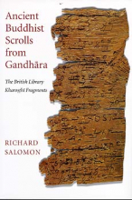 Ancient Buddhist Scrolls from Gandhara cover