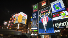 Night Life in Dōtonbori, Ōsaka