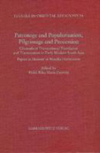 Patronage and Popularisation book cover