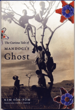 Cover of The Curious Tale of Mandogi's Ghost