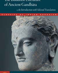 "Cover for Professor Salomon's ""Buddhist Literature of Ancient Gandhāra: An Introduction with Selected Translations"""