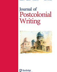 Journal of Postcolonial Writing