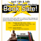 Asian L and L Graduate Student Book Sale